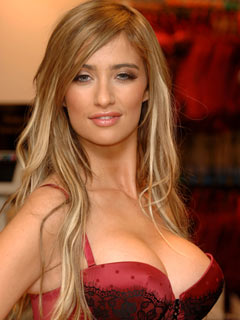 Chantelle houghton tits