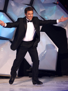 John Barrowman is suited and booted in March 2006