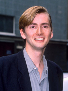 David Tennant goes blond in 1994