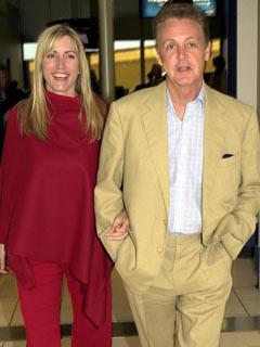 Sir Paul McCartney And Heather Mills The Story So Far