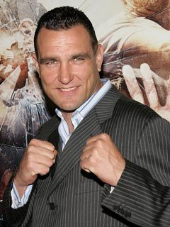 Vinnie Jones at The Condemned film premiere presented by Lionsgate, Los Angeles, America - 23 Apr 2007