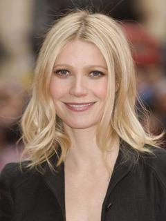 Gwyneth Paltrow new hair