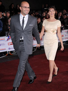 Billy Zane and Kelly Brook are on the move
