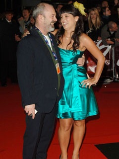 Lily and Keith Allen