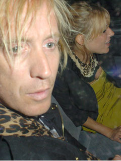 Sienna Miller and Rhys Ifans hit the clubs... again