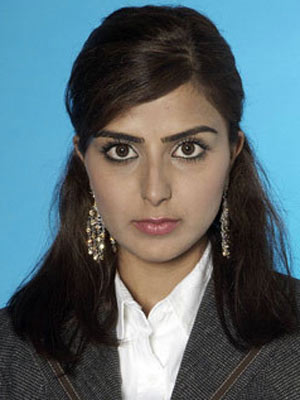 The Apprentice star Sara Dhada