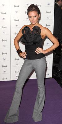 Victoria Beckham is bringing flares back