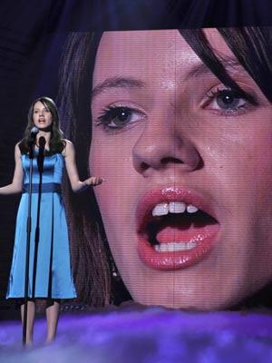 Britain's Got Talent: Faryl Smith