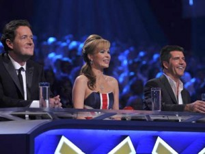 The judges look impressed