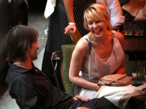 Kylie Minogue and Olivier Martinez back together?