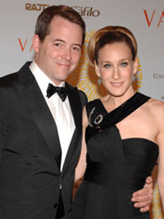 Matthew Broderick accused of cheating on wife Sarah ...
