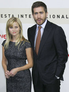 Hottest New Celeb Couple: Reese Witherspoon and Jake Gyllenhaal