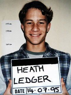 Heath Ledger - way before Hollywood