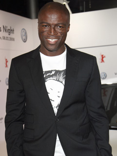 Seal shows his smarter side