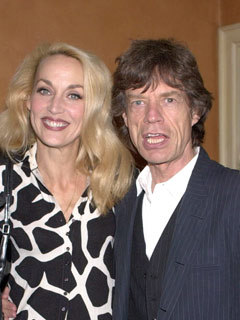 Jerry Hall And Mick Jagger Daughter