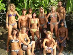 Shipwrecked 2008 hotties: The battle is on