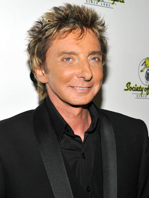 Barry Manilow May 2008