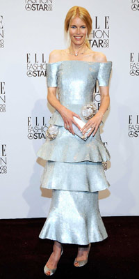 Worst dressed: What is Claudia Schiffer wearing?