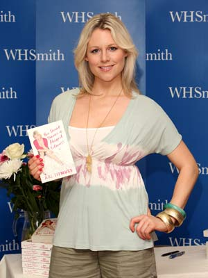 Abi Titmuss shows off her numerous skills
