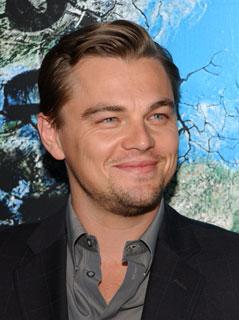 Leonardo DiCaprio goes global