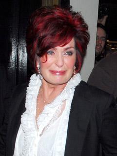 Sharon Osbourne is overwhelmed