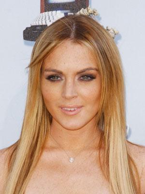 Lindsay Lohan MTV awards 01/06/08