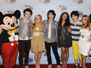 Disney Channel Games 2008: Teen stars take to the red carpet