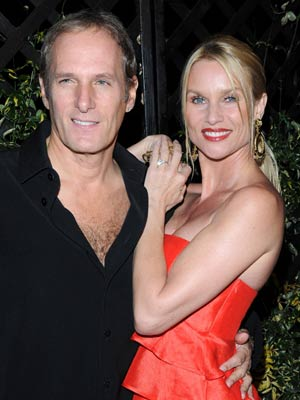 SHOCK! Nicollette Sheridan and Michael Bolton split ...