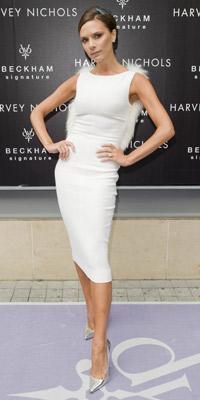 Victoria Beckham launches new perfume Signature