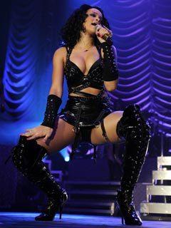 Rihanna: I sometimes only eat once a day - CelebsNow
