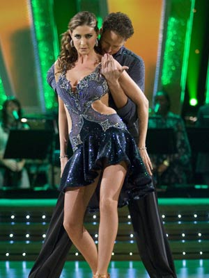 Strictly Come Dancing: Lisa Snowdon and Brendan Cole fail to spice things up