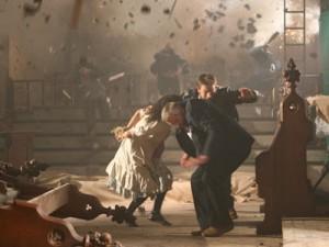 SPOILER ALERT Hollyoaks' McQueen family are held hostage by evil Niall Rafferty