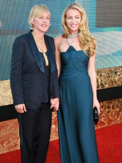 Ellen And Portia Wedding.Ellen Degeneres And Portia De Rossi Set Wedding Date Celebsnow