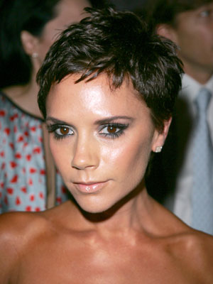 Celebrity hair: Victoria Beckham bins the pob