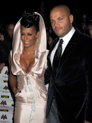 Stephen Belafonte I nearly froze Mel Bs wedding ring in ice
