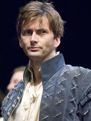 David Tennant does Shakespeare - 2008