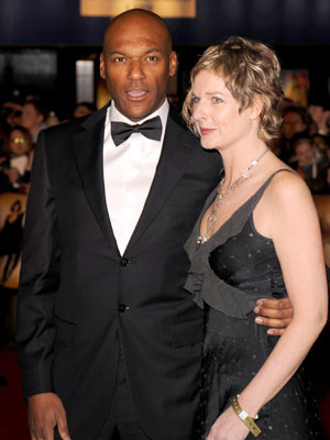 Quantum Of Solace royal world premiere - Colin Salmon returns