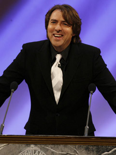 Jonathan Ross is the host with the most