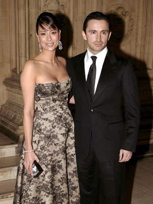 Melanie Sykes and Italian actor husband Daniel Caltagirone have split