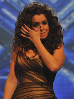 Ruth Lorenzo | Ruth Lorenzo leaves The X Factor | Now Magazine