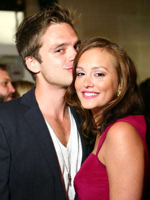 Leighton meester dating co star