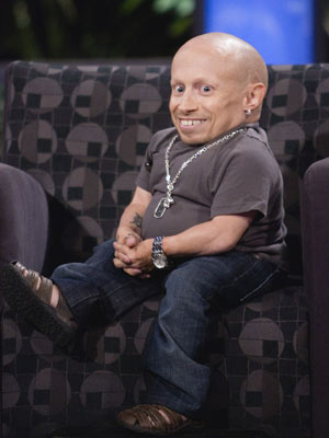 ranae shrider and verne troyer