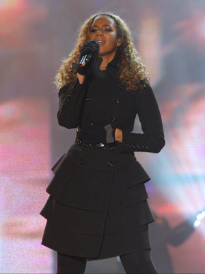 Leona Lewis | Brit Awards 2009 Nominations | Gallery Specials | Now Magazine | Celebrity Gossip