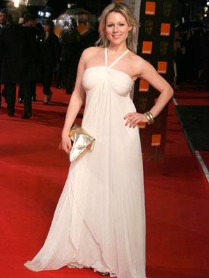 Abi Titmuss | BAFTA Awards 2009 | Pictures | Now Magazine | Celebrity Gossip