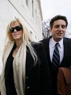 Lawyer partner Howard Stern
