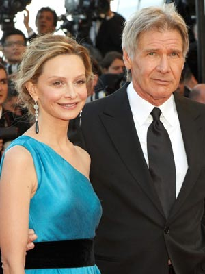 Harrison Ford And Calista Flockhart Get Married In Secret