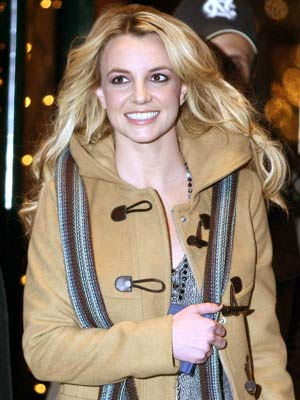 Britney Spears   Britney Spears sets off to appear on The Factor   Now Magazine