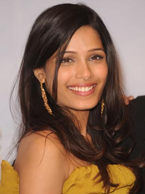 Is Slumdog Millionaire's Freida Pinto secretly married? - Celebs Now