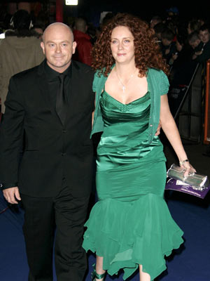 Ross Kemp and Rebekah Wade | Ross Kemp and Rebekah Wade at the National TV Awards 2005 | Now Magazine