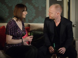 Who is max dating in eastenders